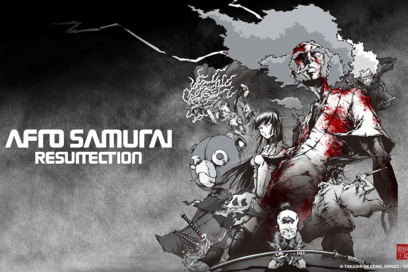 35 best images about <b>Afro Samurai</b> on Pinterest |