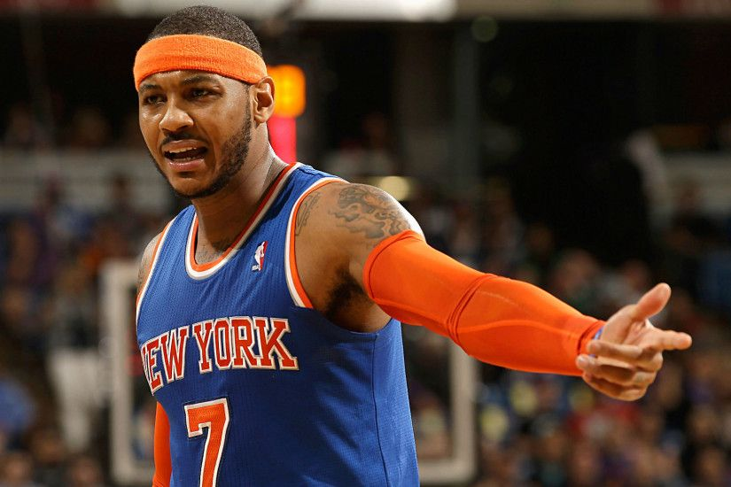 Carmelo Anthony is trying to bring Rajon Rondo — or anyone — to Knicks |  NBA | Sporting News
