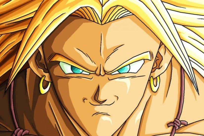 Dragon Ball Z Broly Images For Free Wallpaper
