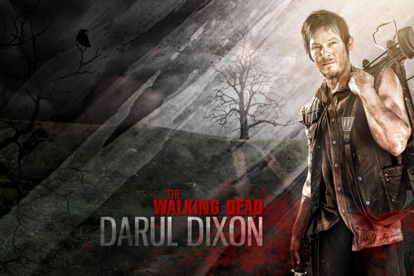 Daryl Dixon Full HD Wallpaper 11