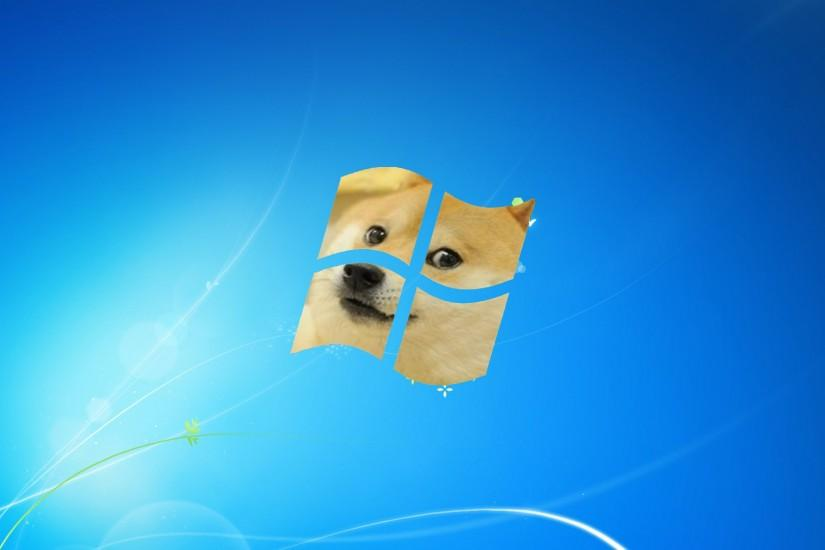 free doge wallpaper 1920x1080 for 4k
