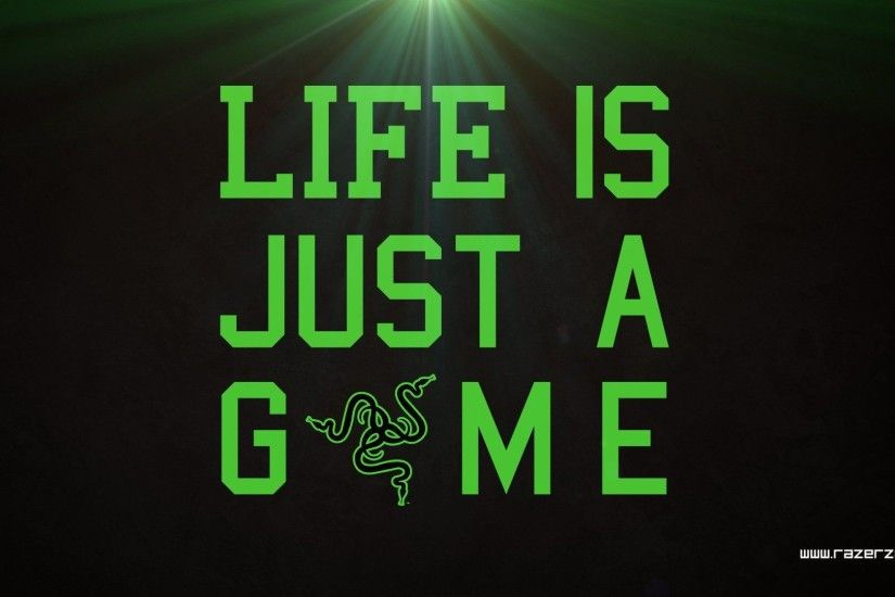 Razer Gaming Wallpaper