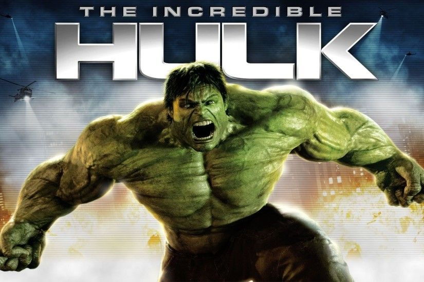 Movie - The Incredible Hulk Hulk Wallpaper