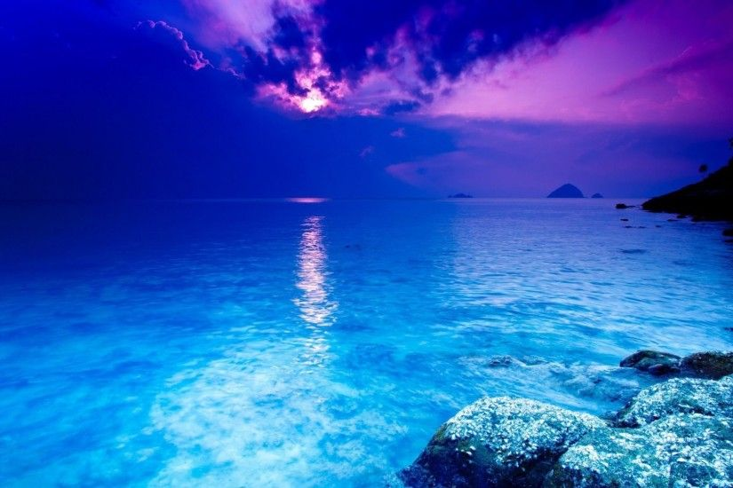 ... Blue Ocean Wallpapers - Wallpaper Gallery ...