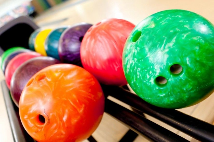 1920x1080 Wallpaper bowling, balls, rack