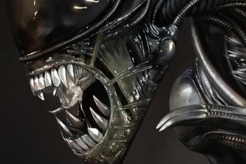 cool alien wallpaper 1920x1080 image