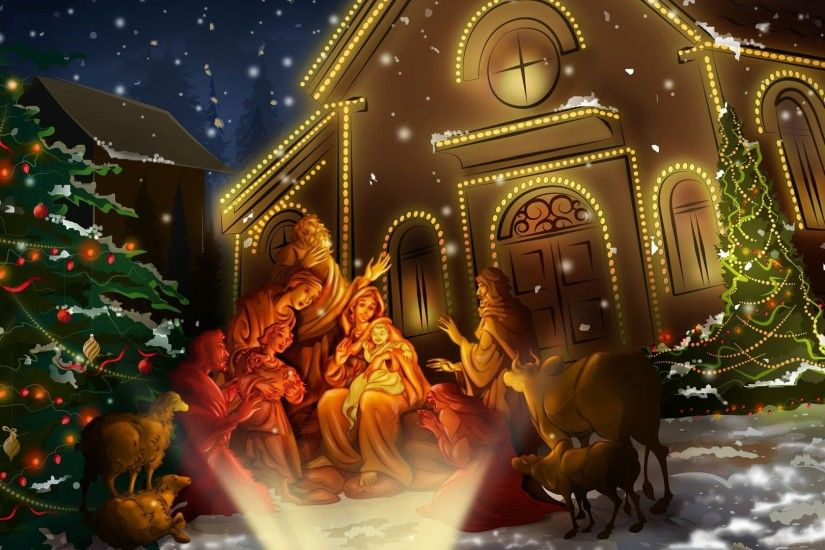 Animated christmas desktop backgrounds