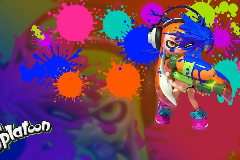 splatoon wallpaper 1920x1080 macbook