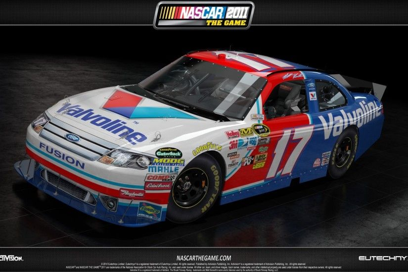 ... Screenshot for NASCAR 2011: The Game - click to enlarge ...