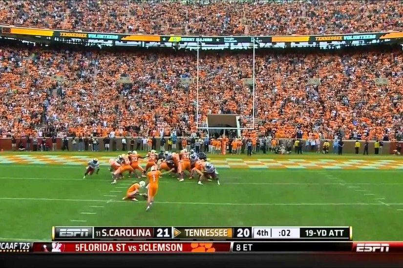 Tennessee Vols vs South Carolina Gamecocks 2014 Hype-Up Video