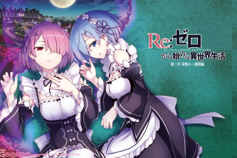 Anime Re:ZERO -Starting Life In Another World- Rem (Re:ZERO