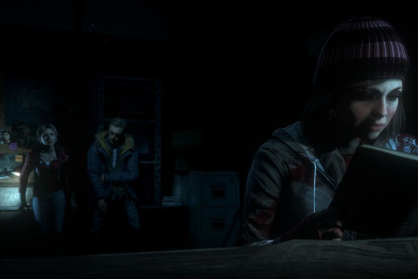 PS4 Exclusive Until Dawn Gets Beautiful 1080p Screenshots Showing  Characters and Environments