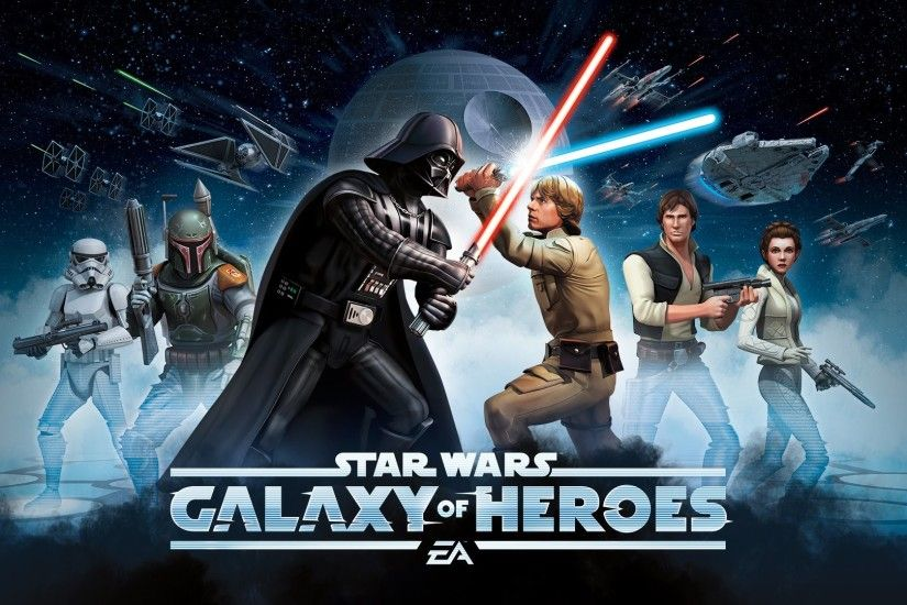 Star Wars Galaxy of Heroes wallpapers (54 Wallpapers)