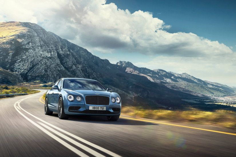 2017 Bentley Flying Spur W12 S 5K