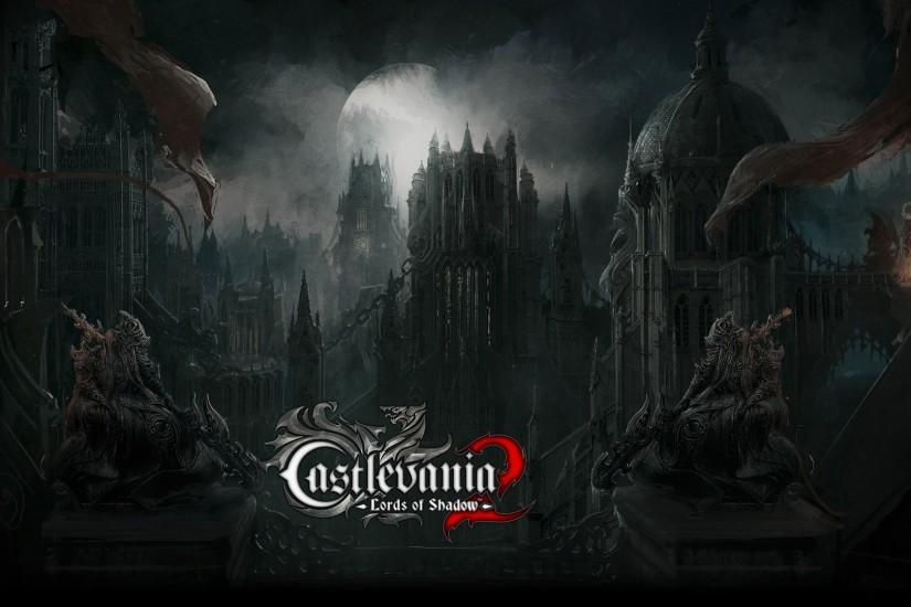 Castlevania Lords of Shadow 2 Wallpaper HD | Page 4