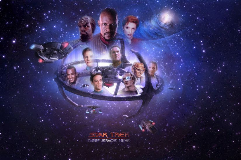 ... Star Trek: Deep Space Nine by 1darthvader