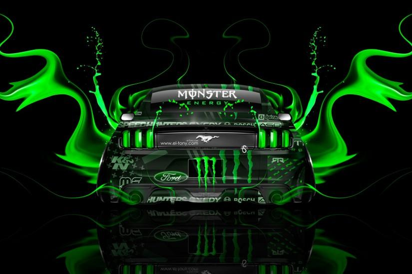 ford mustang monster energy gallery