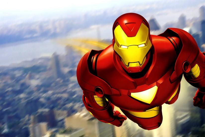 top iron man wallpaper 1920x1080 picture