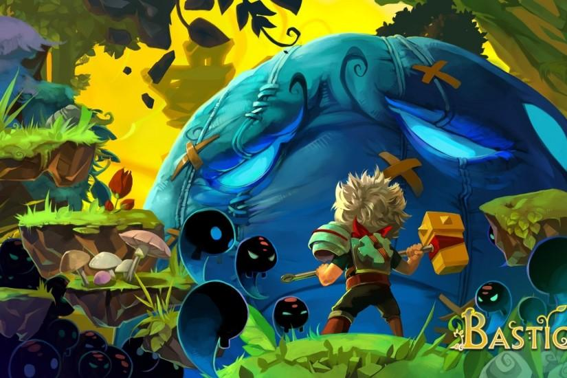download free bastion wallpaper 1920x1080 for 4k