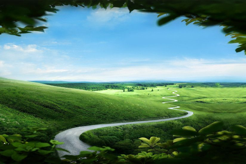 Path Landscape