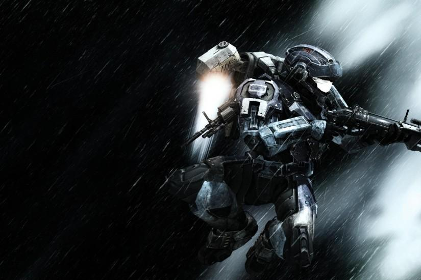 37 Halo: Reach Wallpapers | Halo: Reach Backgrounds