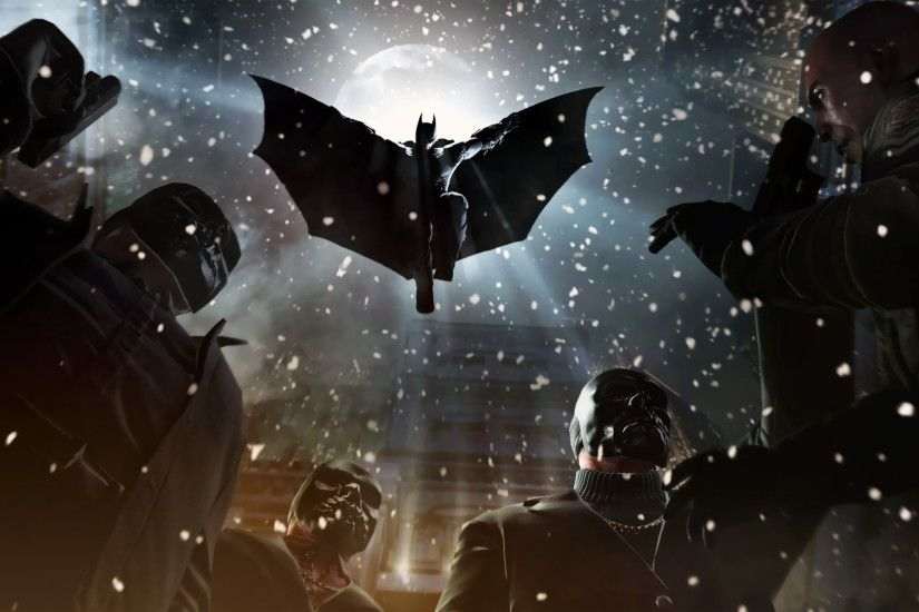 Batman: Arkham Origins [3] wallpaper 1920x1080 jpg