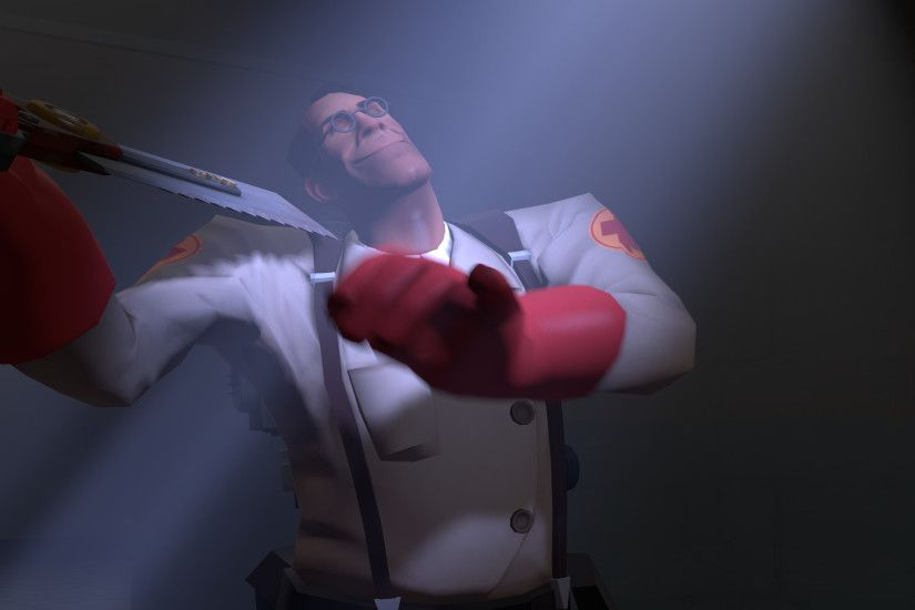 ... Team Fortress 2 Medic Wallpaper by DUNKMOVIES