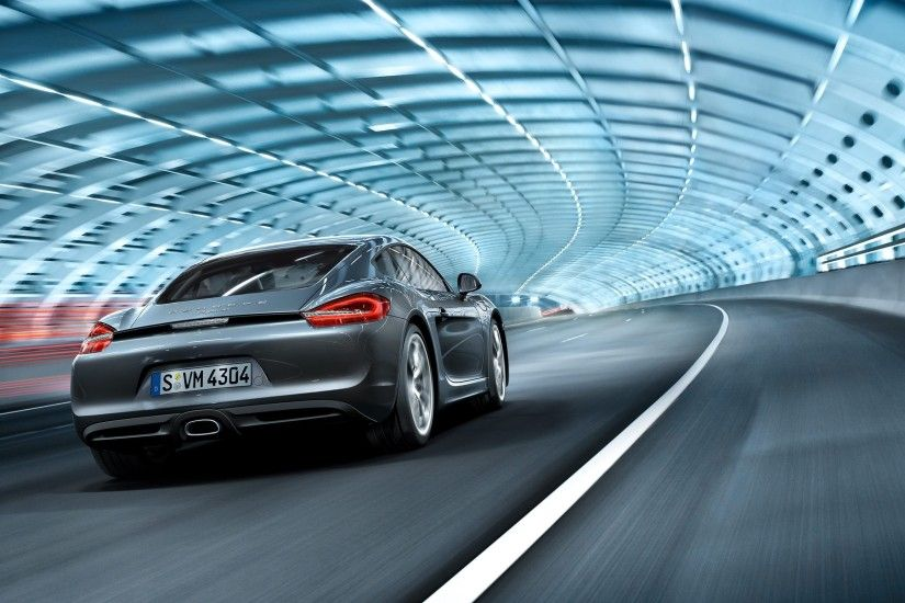 Wallpaper for Desktop: porsche cayman