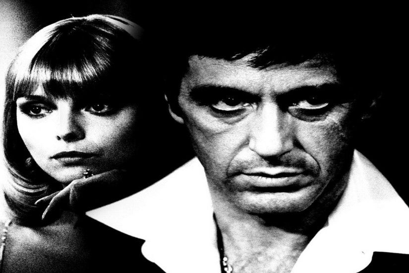 1920x1080 SCARFACE crime drama movie film poster sadic fuck dark wallpaper  | 1920x1080 | 333937 | WallpaperUP