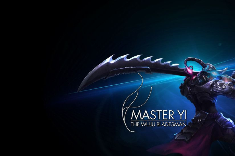 Headhunter Master Yi by XONSOLE HD Wallpaper Fan Art Artwork League of  Legends lol