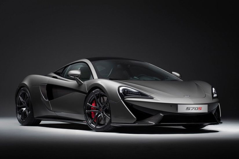 2016 McLaren 570S Track pack upgrade