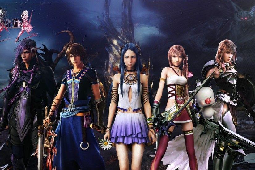 Lightning Final Fantasy Wallpaper Wallpapertag