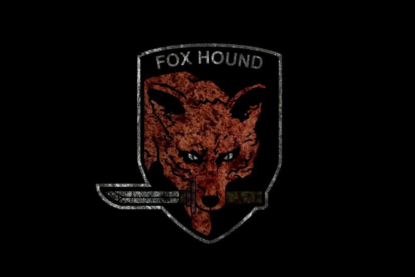 Wallpapers Metal Gear Solid Wallpapers Metal Gear Solid Video Games Mgs Fox  Hound 1920x1200