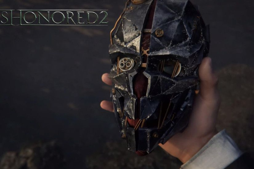 Dishonored-2-1080-Wallpaper.png (1920×1080) | video games | Pinterest |  Dishonored mask, Corvo mask and Wallpaper