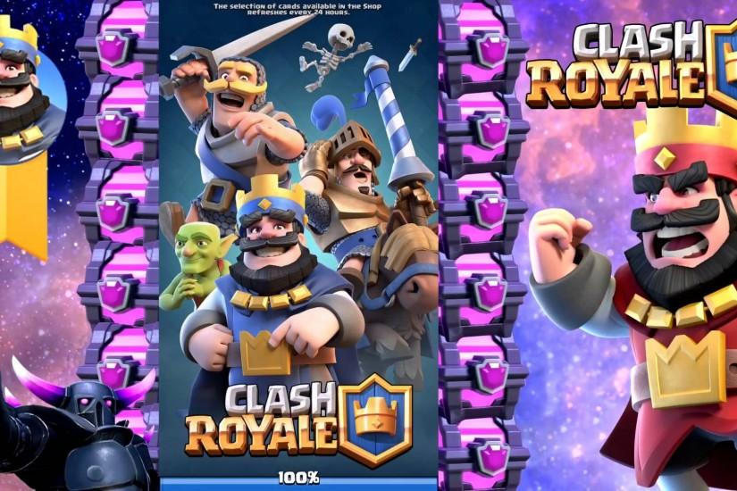 Clash Royale EPIC MAGICAL CHESTS OPENING | EPIC WIN STREAK