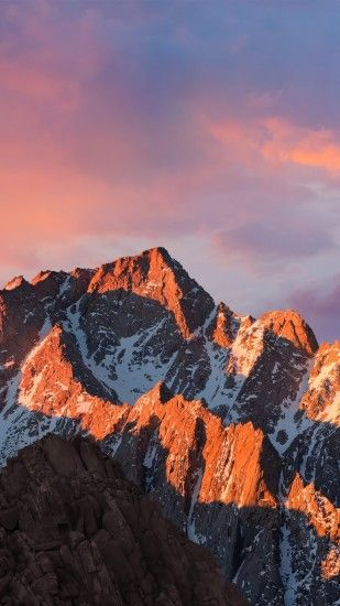 Wallpaper Weekends: macOS Sierra Wallpaper for Mac, iPhone, iPad, and Apple  Watch