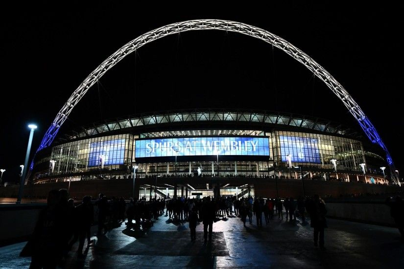 New Tottenham stadium: Spurs set to play 2017-18 home matches at Wembley as  FA files application to Brent Council to host 31 extra events - London  Football ...