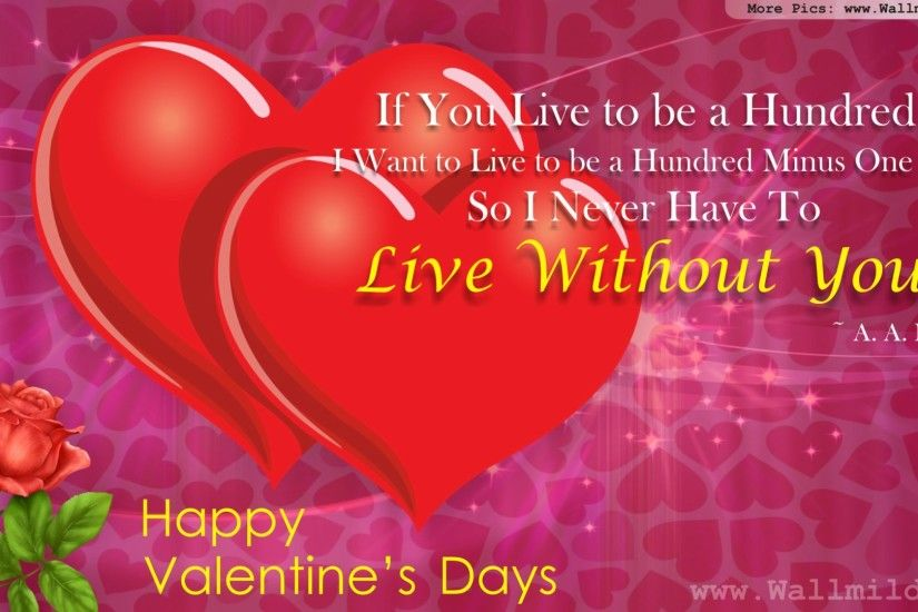 Gallery of interesting 10 valentine love quotes favorite all
