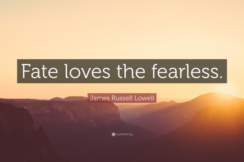 Fearless Wallpaper