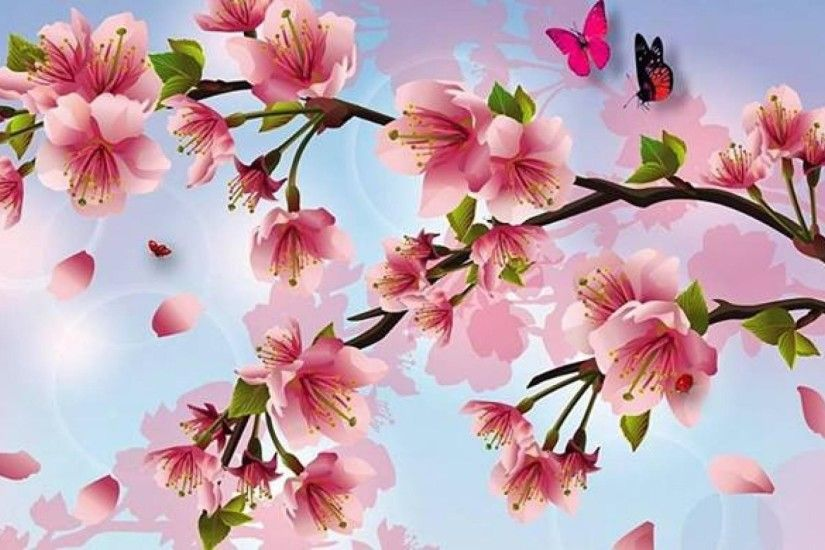 cherry blossom wallpapers for mac desktop