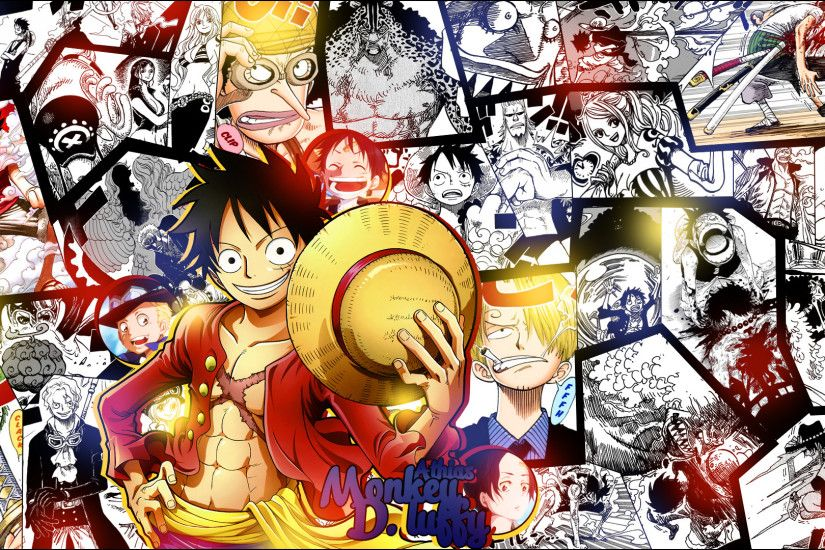 renealexa 152 103 WALLPAPER - One Piece by Athias95