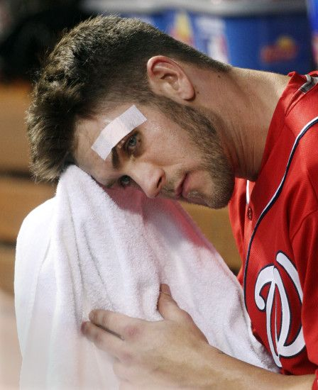 FENNO: Bryce Harper an even more irresistable force if he resists testing  immovable objects - Washington Times
