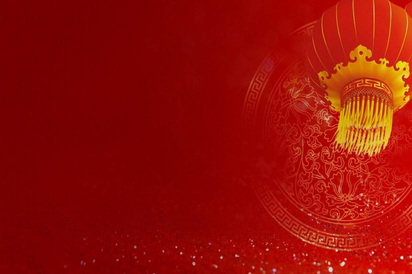 Chinese Red Background · Chinese New Year HD