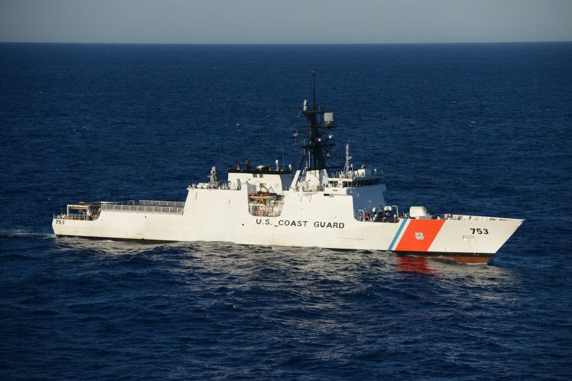 Hamilton, the Coast Guard's newest National Security cutter, carries on the  legacy of the