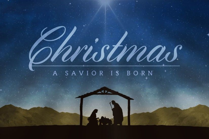 Christmas Sunday - Bethel Baptist Church Christmas Nativity Background  Images – Happy Holidays!