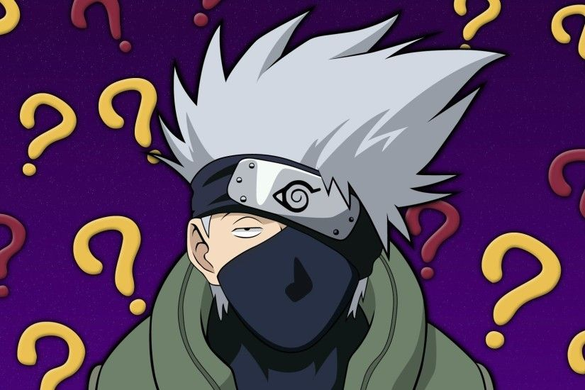 Kakashi Wallpaper I made!