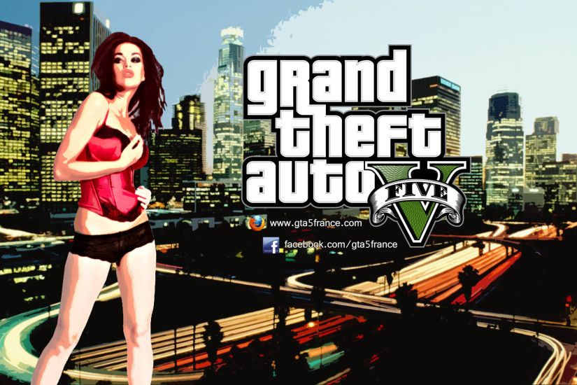 Free Download Grand Theft Auto GTA 5 HD Wallpaper