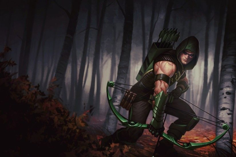 Green Arrow, Illustration, Comics, DC Comics, Oliver Queen Wallpapers HD /  Desktop and Mobile Backgrounds