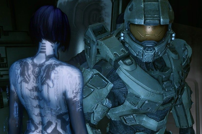 Halo, Video Games, Master Chief, Cortana Wallpapers HD / Desktop and Mobile  Backgrounds
