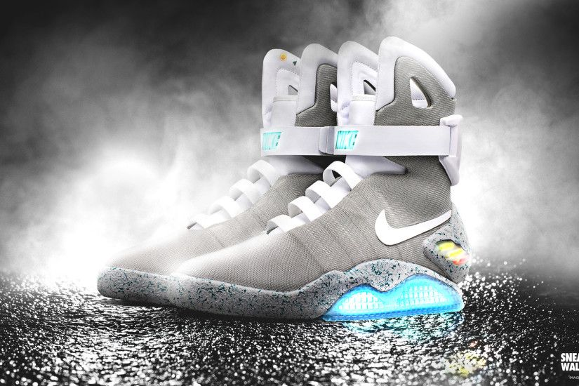 Nike Air Mag 2016 wallpaper. HD: HD wallpaper ...